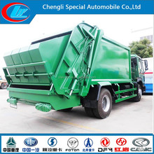 China Sinotruk HOWO 6x4 20CBM Used Compactor Garbage Compression Truck