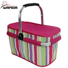 2015 Wholesale Promotional Pretty Ice Cream Cooler Bag