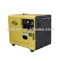 5KW generator portable home silent generator