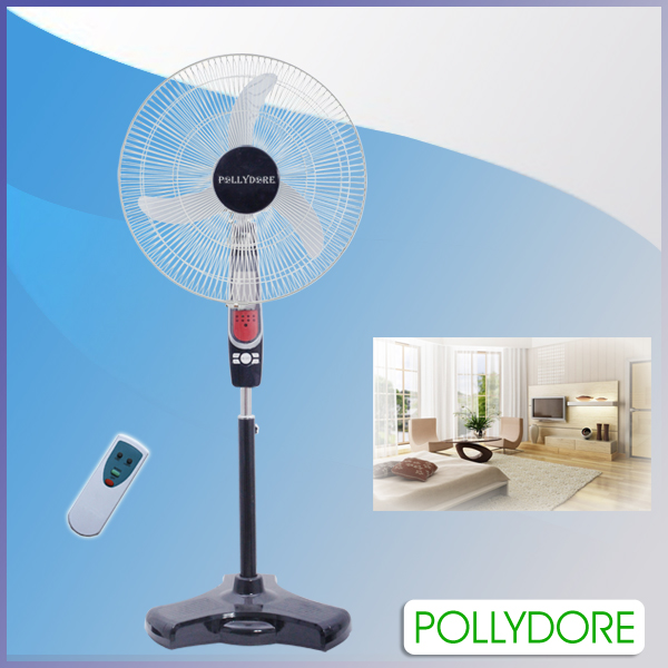 "20"" industrial fan,stand fan,rechargeable fan with oscillating and timer device"