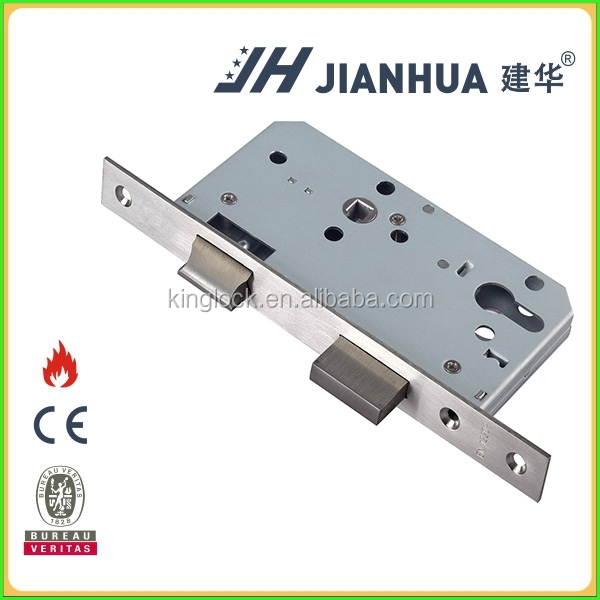 High security door number lock company with professional lock body