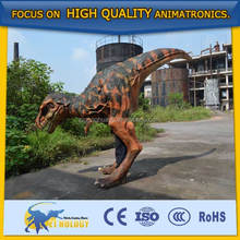 adult attraction realistic dinosaur costumes for dino park/ mall/performance/shopping promotion