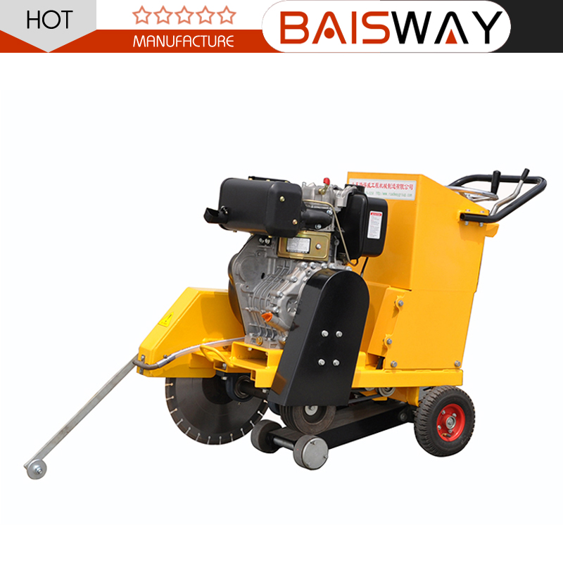 Concrete road surface milling machine,Road surface cutting machine