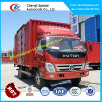 Foton delivery van prices,price of foton van