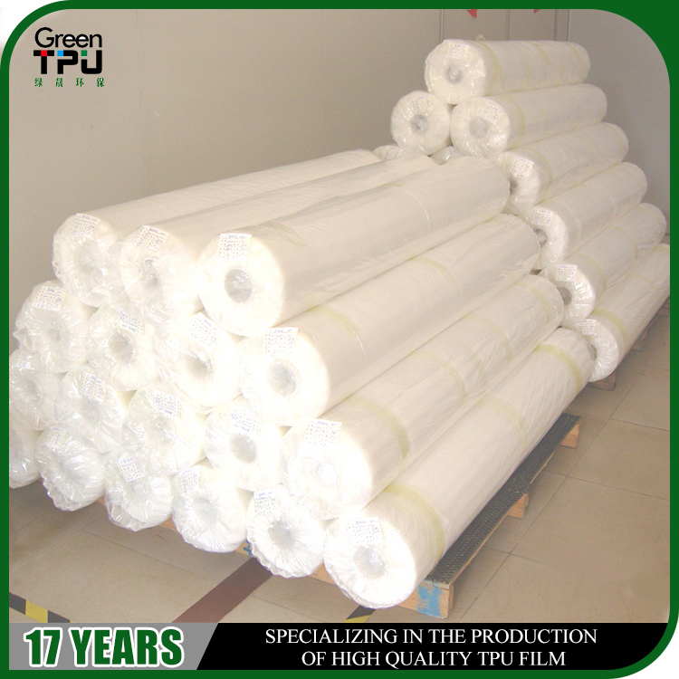 Widely application Hot melt adhesive tpu roll film