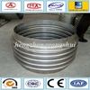 welded type inner and out pressure corrugated compensator Stainless Steel Pipe Coupling