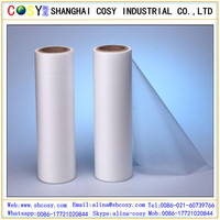 High quality cold lamination PVC film , protecting pvc film with free sample