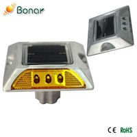Reflective Double Side Motorway Solar led Road Stud Wholesale