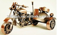 M17-1 metal motorcycle model