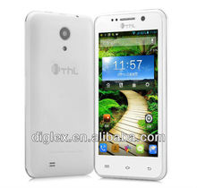 4.5 inch QHD 960*540 Touch Screen THL W100 MTK6589 Quad Core 8MP Camera Smart Android Mobile Phone