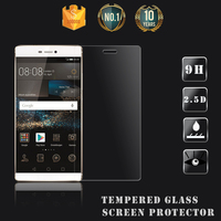 OEM ODM Ultra Thin 0.2mm High Clear Mobile Cell Phone tempered glass screen protector for Huawei