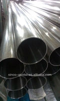 stainless steel pipe for handle, decorative stainless steel pipe,high quality stainless steel pipe