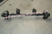 trailer axle for trailer spare parts