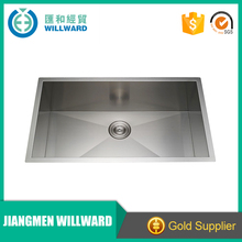 wholesale prices Widely used commercial stainless steel butler kitchen sinks for sale
