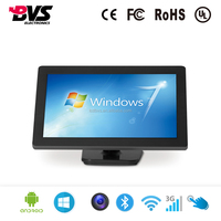 15.6 inch very cheap price touch all in one standing double sides computer in china cheap computer parts