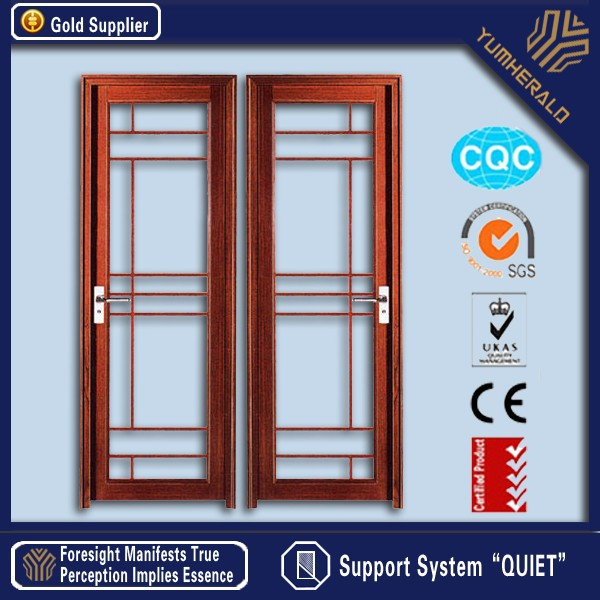 big entrance doors in baodu new products of china supplier of doors for modern house