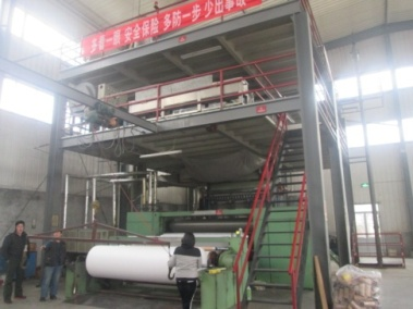 Automatic Producing (for Non-Woven Fabric)