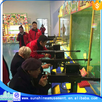Hot-selling design gun shooting coin operated game machine