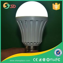 Shangda 20 LED Heart Shape Rechargeable LED Emergency Bulb with Remote Control, Base Type: E27 (EP-301)(White)