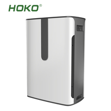 HOKO Humidify oem remote control air purifier for meeting room with dumping protection