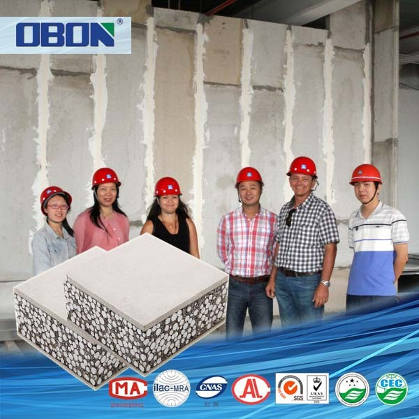 Obon Foam Concrete Interior Wall Paneling Buy Interior