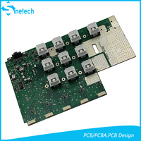 Shenzhen Pcba SMT pcb assembly services for Fire Processer Equipment