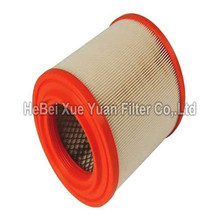 Chinese industrial manufacturer using compressed paper auto parts air filter 16546-MA70C