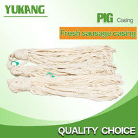 100% fresh Natural Sheep Casings / salted goat sausage casing 26/28A grade