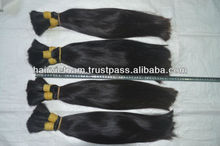 Hotsale Most Popular 2013 Fashion Style Straight Double Drawn Hair