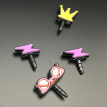 Custom Soft PVC Rubber Cell Phone Mobile Dust Plug Charm