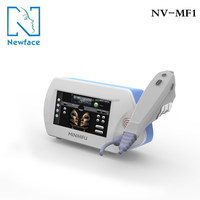 Portable Mini Hifu/ home use HIFU/ Anti-aging anti-wrinkle High intensity focused ultrasound / 1.5mm,3.0mm,4.5mm/skin tightening