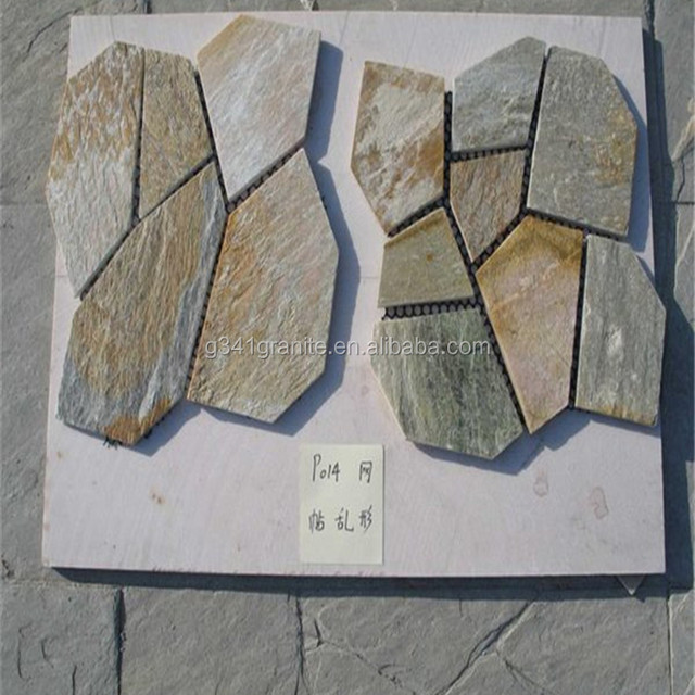 Chinese Manufacturer Natural Slate Cheap Flagstone slate veneer culture stone