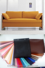 Sofa Upholstery Leather Soft PVC Leather