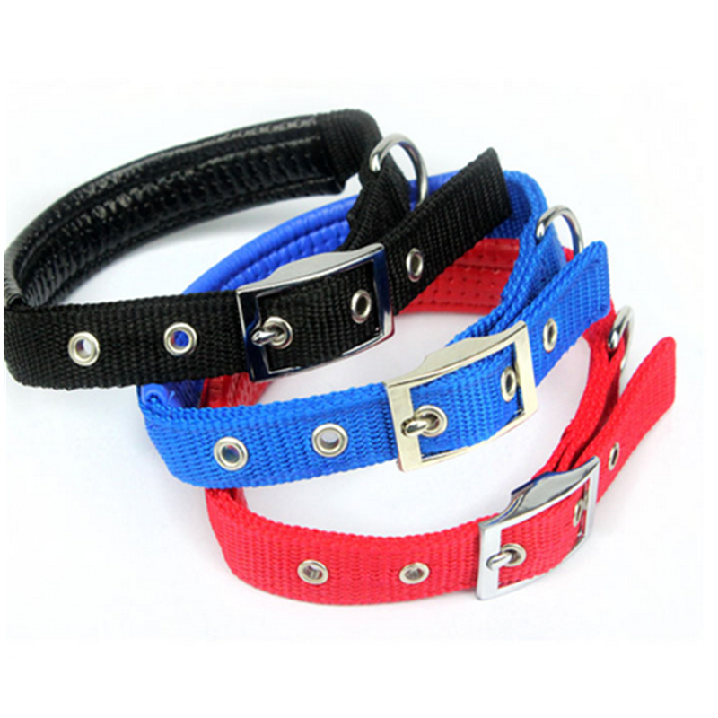 Custom Newest Luxury Colorful Cat Dog Collars Pet Collar For Small Dogs