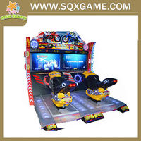 Kampuchea (Cambodia ) race car game machine with great price