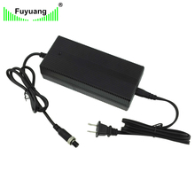 Dongguan Fuyuan electric scooter battery charger 48 volt 3 amp