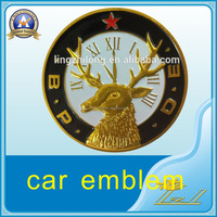 Masonic car emblem badges sheep logo,masonic car emblem