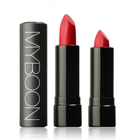 MYBOON 12 Colors Waterproof charming matte lipstick customize private label cheap lipstick