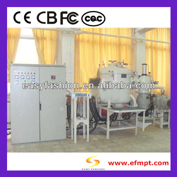 Frequecy Induction Aluminum Ingot Melting Furnace