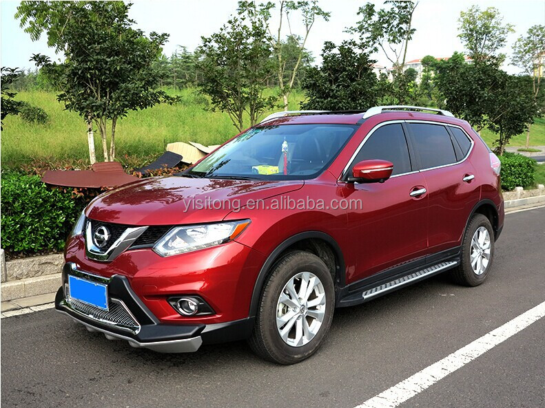 OE style running board for 2014-2016 Nissan X-Trail