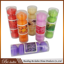 China wholesale Cheap Waterproof Light Floating Candles For birthday party and wedding decorations