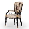 Luxury bedroom furniture chairs vintage bed room furniture wood living room chair