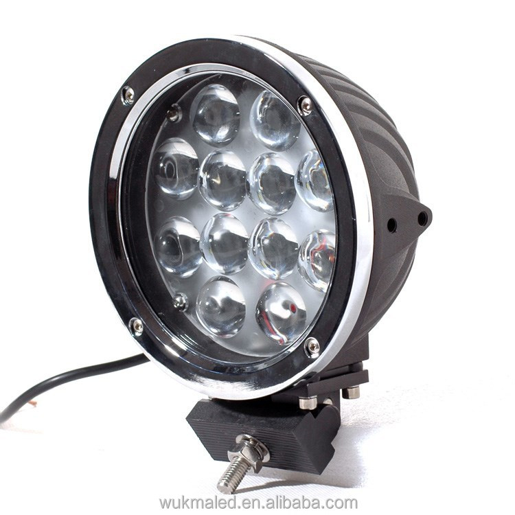 China Supplier C ree round 60w led working light ,auto led work light 60w,7inch LED work tuning Light