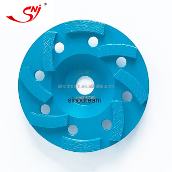 Top quality diamond grinding cup wheel