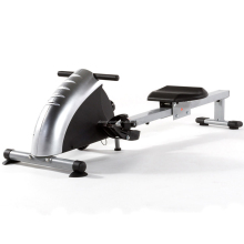 Fitness Magnetic Rowing Machine with Magnetic Heavy Duty Flywheel