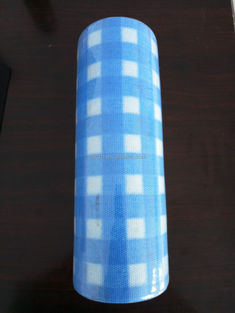 Disposable Spunlace Nonwoven Cleaning cloth Roll