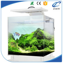 MW-A-156 wholesale aquarium accessories acrylic fish tank manufacturers bar counter aquarium fish tanks with led for sale