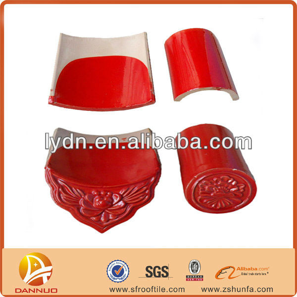 2013 Chinese Bitumen roofing tile