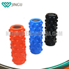 Printing logo high quality eva Wolf tooth shape foam roller/high density foam roller