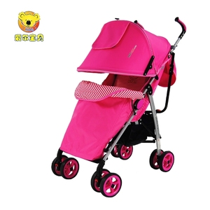 China manufacturer hot sale collapsible smart baby pram stroller with music player